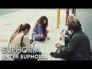 Enter euphoria- special episode part 1 - hbo