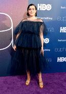Barbie Ferreira attends LA Premiere Euphoria5