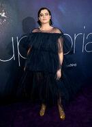 Barbie Ferreira attends LA Premiere Euphoria4