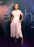 Storm Reid attends LA Premiere Euphoria5