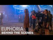Euphoria - the carnival scene breakdown - behind the scenes of season 1 episode 4 - HBO