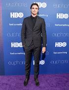 Jacob Elordi attends LA Premiere Euphoria3