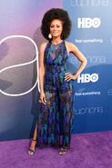 Nika King attends LA Premiere Euphoria1