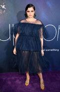 Barbie Ferreira attends LA Premiere Euphoria8