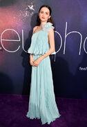 Maude Apatow attends Euphoria premiere