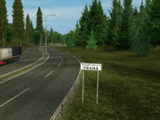 Praha/Euro Truck Simulator