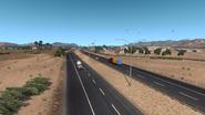 US 95 Indian Springs