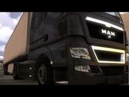 MAN TGX Trailer