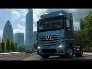 Mercedes-Benz New Actros Trailer