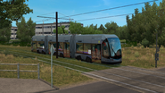 Toulouse tram