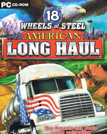 18 Wheels Of Steel American Long Haul Truck Simulator Wiki Fandom