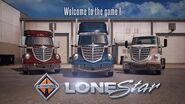 International LoneStar is joining American Truck Simulator