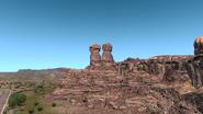 UT Navajo Twin Rocks