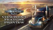 American Truck Simulator - Viewpoint Feature Preview