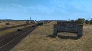 Cedar City entrance