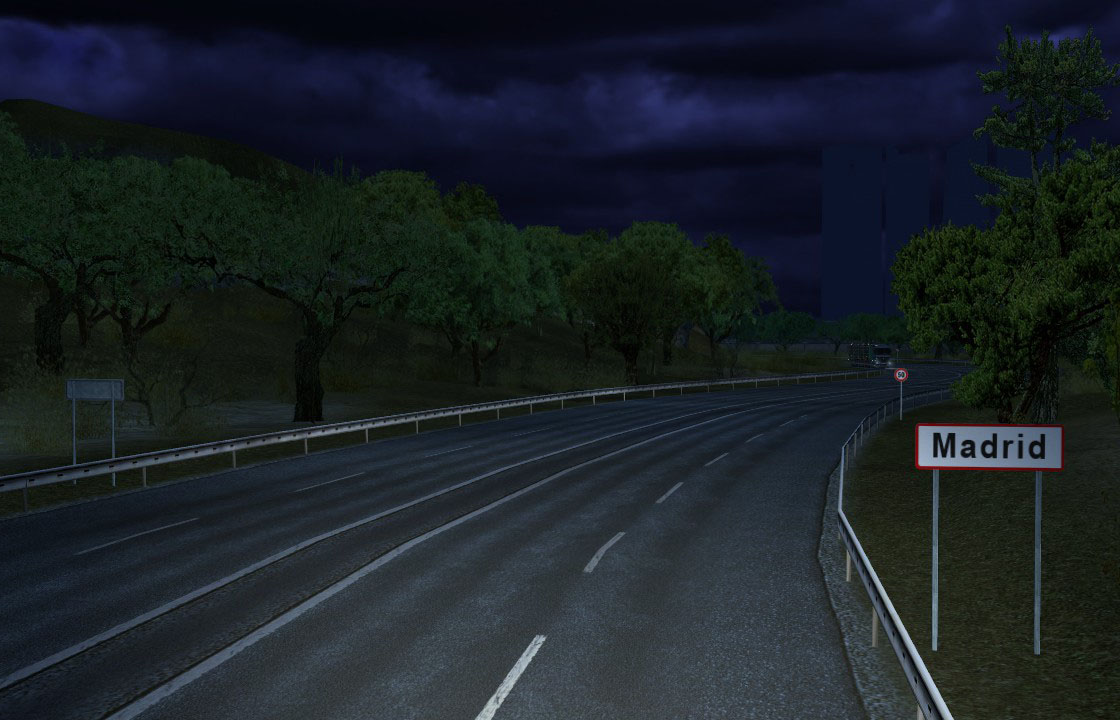 Madrid/Euro Truck Simulator