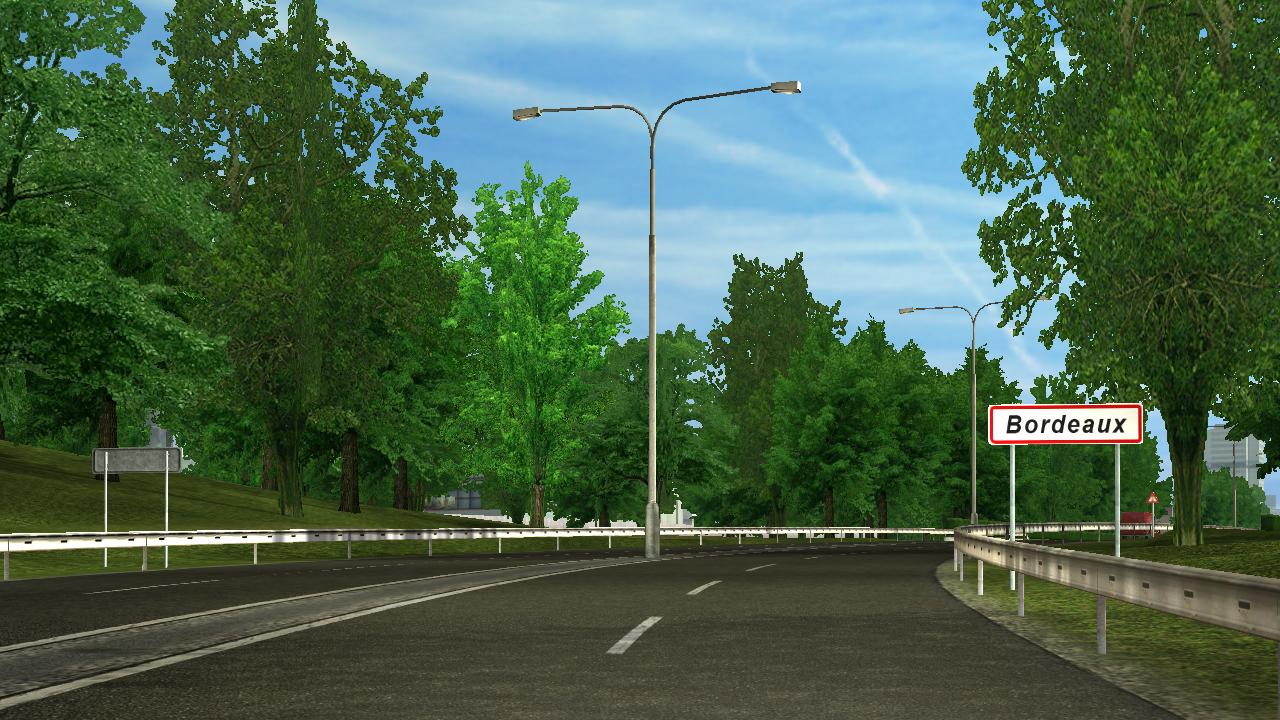 Bordeaux/Euro Truck Simulator