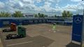 Mercedes-Benz truck dealer Nantes