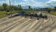 Minor Road Toll Italy