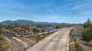US 95 Sandpoint