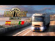 Euro Truck Simulator 2- Iberia DLC