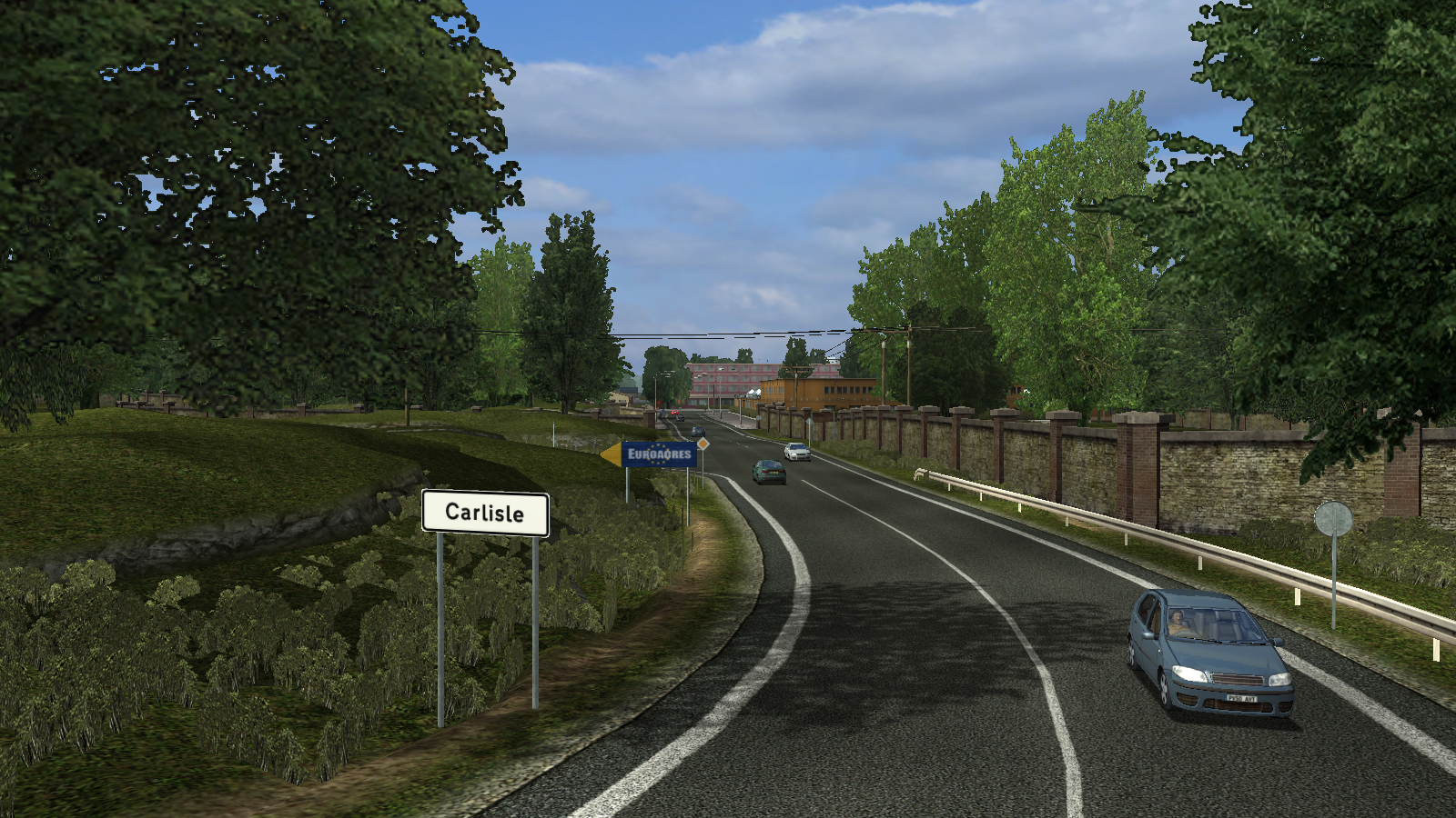Carlisle/UK Truck Simulator