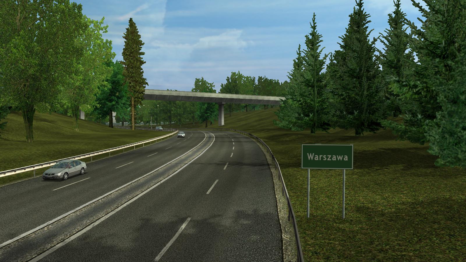 Warszawa/Euro Truck Simulator