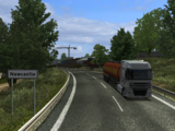 Newcastle-upon-Tyne/UK Truck Simulator