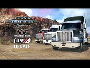 American Truck Simulator- 1