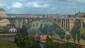 Luxembourg Adolphe Bridge