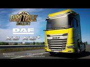Euro Truck Simulator 2 - New Generation DAF XG & XG Plus