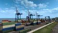 Container Port Saint Petersburg