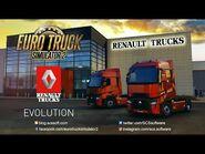 Renault Trucks T & T High- Evolution