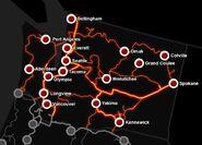 ATS Washington promotional map