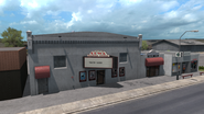 Socorro Loma Stadium Cinema