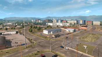 North downtown