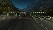 Austria toll gate