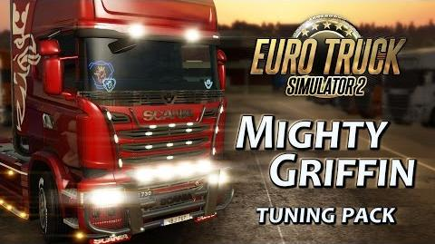 Mighty Griffin Tuning Pack
