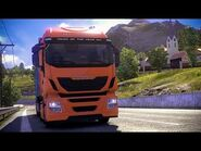 Iveco Stralis Hi-Way Trailer