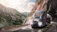American Truck Simulator Colorado - Million Dollar Highway Gameplay