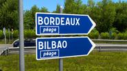 France Péage signs