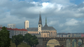 Luxembourg Notre-Dame Cathedral