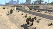 Las Vegas Russell Avenue overpass