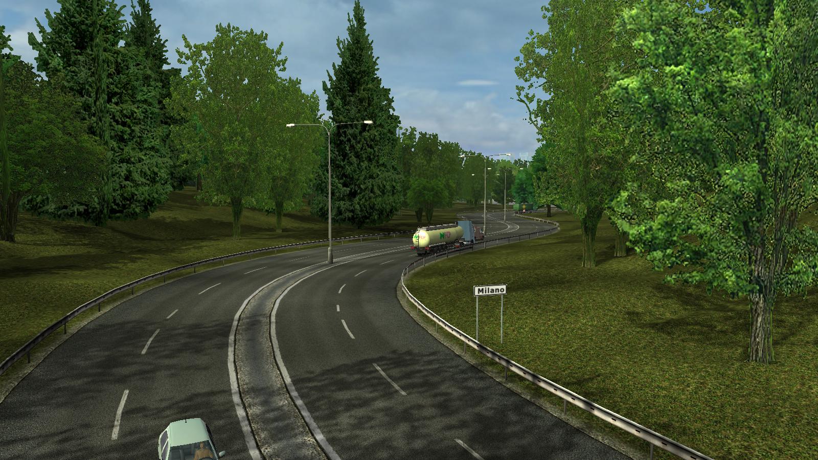 Milano/Euro Truck Simulator