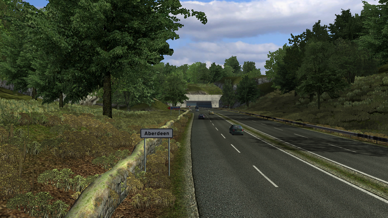 Aberdeen (Scotland)/UK Truck Simulator