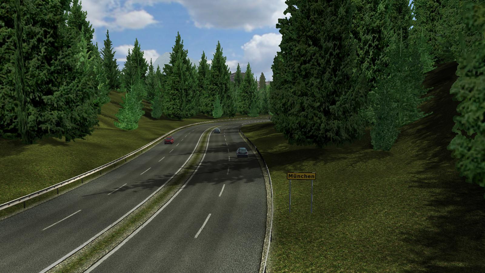 München/Euro Truck Simulator