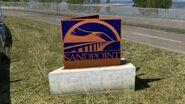 Sandpoint sign