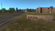 Logan entrance