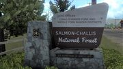 Salmon-Challis National Forest sign.jpg