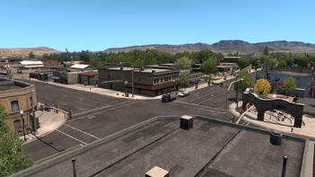 US 40/191 junction